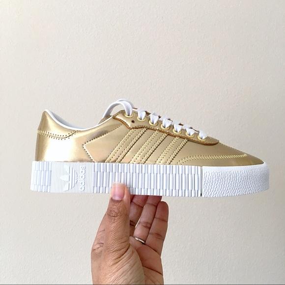 adidas sambarose schoenen